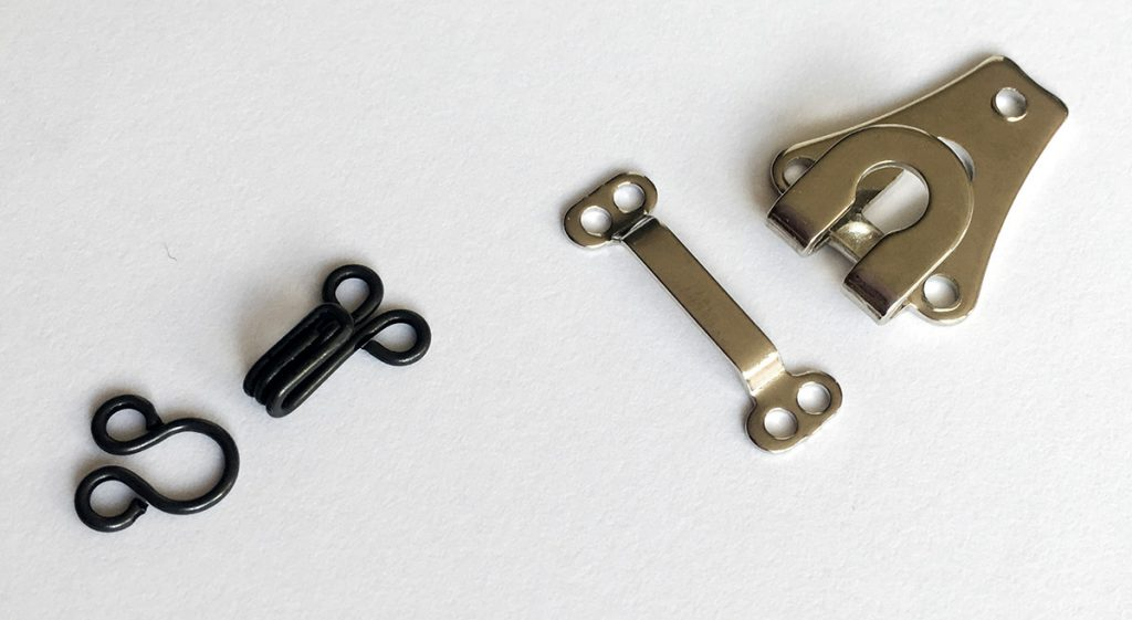 Clothes Fastenings: 15 Types - The CREATIVE CURATOR