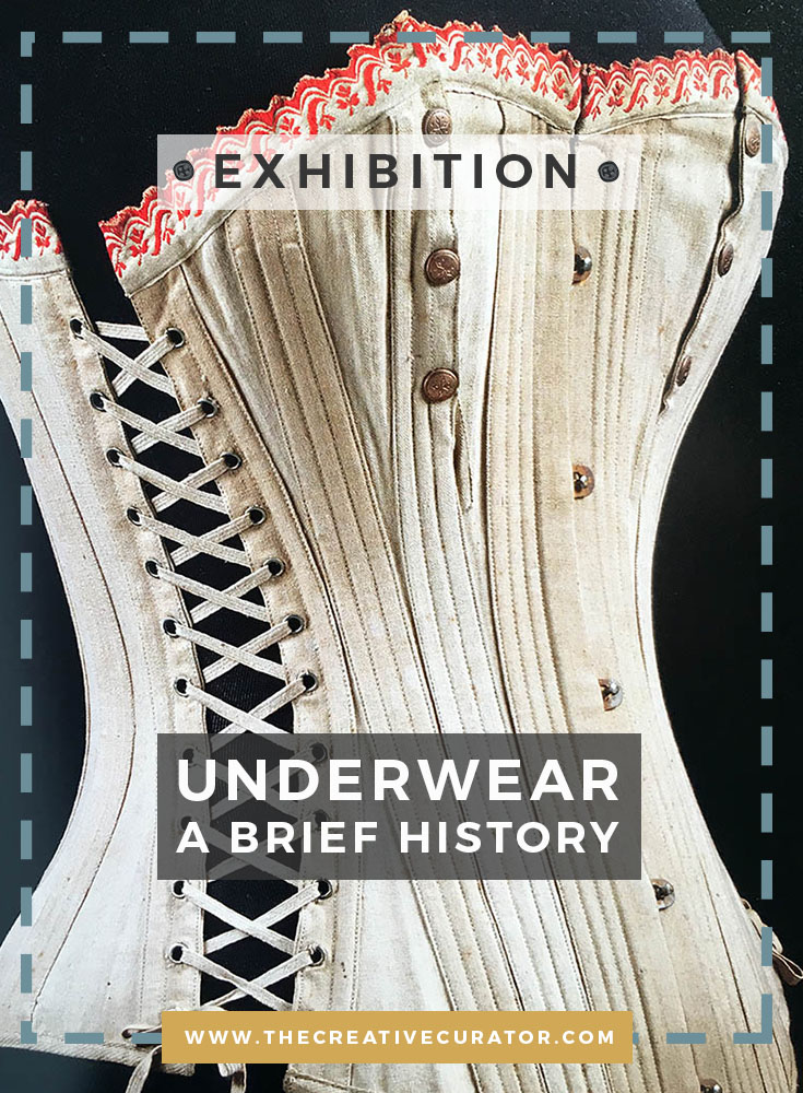 Undressed: A Brief History of Underwear at The V&A
