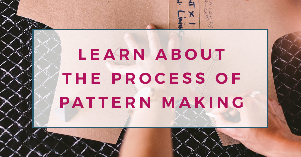 Click to learn more about the process of making sewing patterns. The pattern making process is more involved than many think, leading to complaints about costs of indie sewing patterns. This post should help to clear up where some of this costs come from!