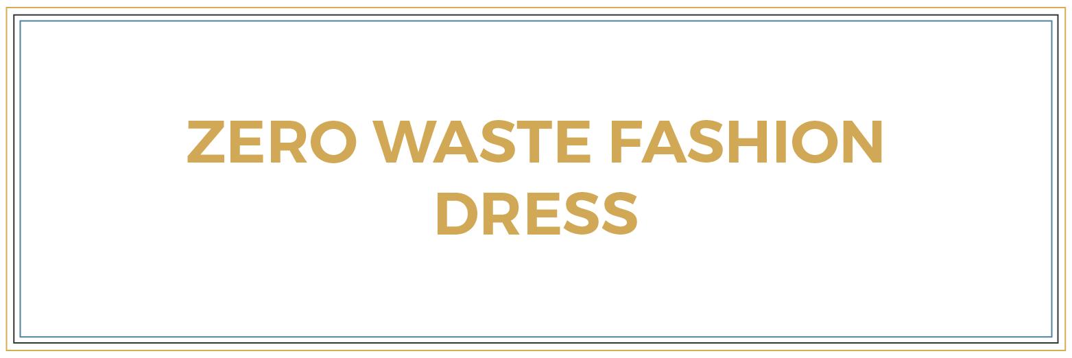Zero Waste Dress