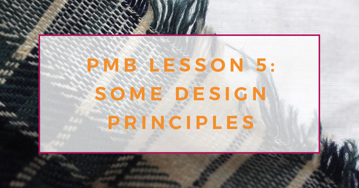 Pattern making basics: Lesson 5. Some fashion design principles.